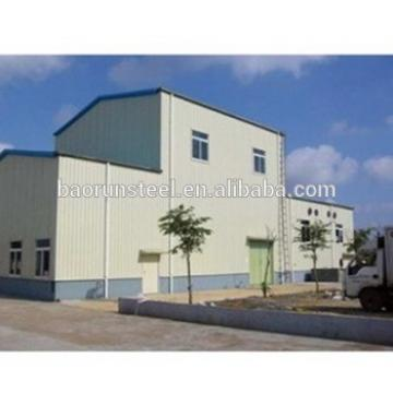 Light steel high rise construction great exhibition hall building/ prefabricated house