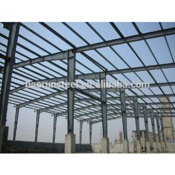 pre engineering prefabricated light steel structure warehouse
