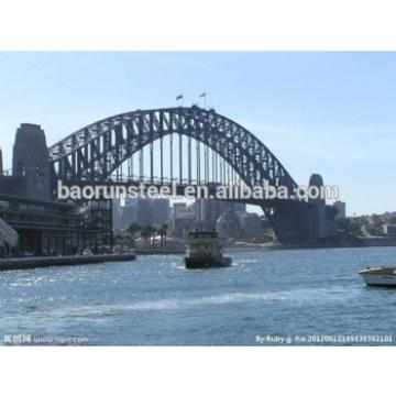 2015 Baorun Qingdao prefabricated bailey bridge