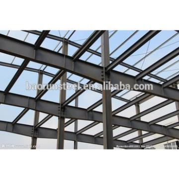 high rise steel structure building warehouse plant workshop