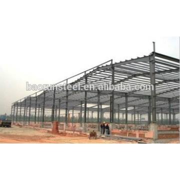 steel structure hotel building factory