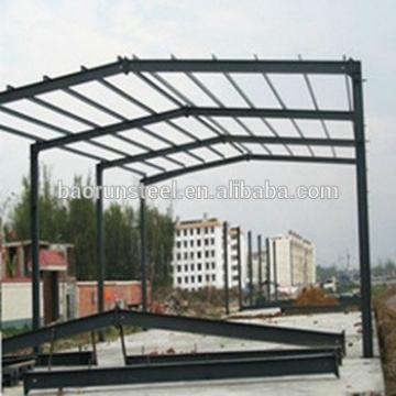 China steel structure prefabricated temporary building