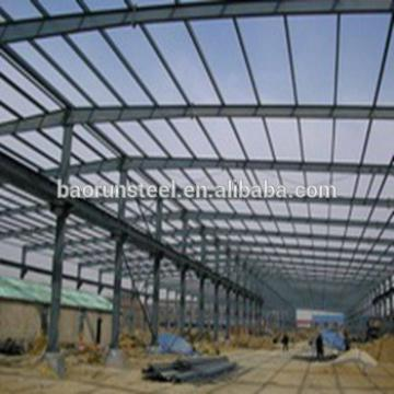 Prefab Light Steel Structure factory Plant / workshop/ steel prefabricated houses