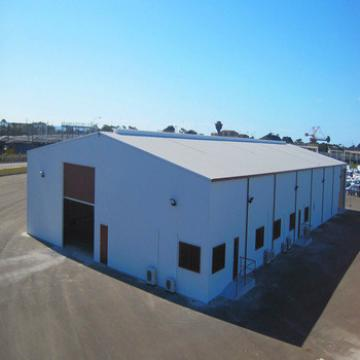 CE and ISO prefabricated steel warehouse