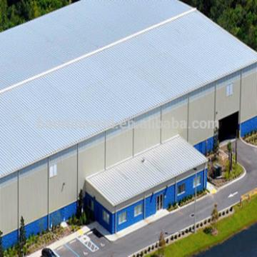 China prefab steel warehouse shed