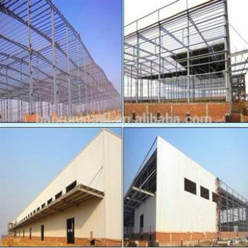 H type prefabricated warehouse on sale
