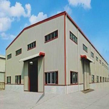 Longer service life suitable for project steel fabricated warehouse structure