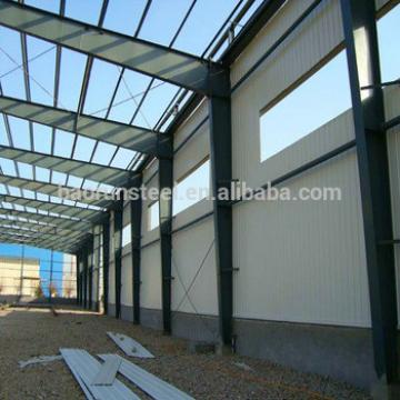 Steel structure building workshop
