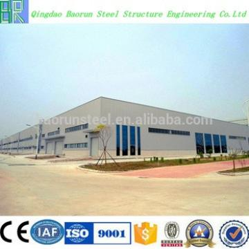 Steel structure building multi-storey