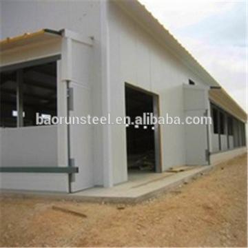 CE, BV, SGS approved light steel building structures