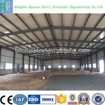 Low cost prefab warehouse