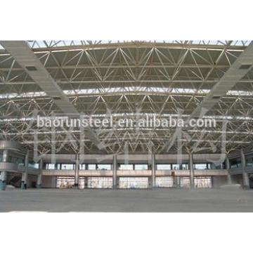 steel structure building/metal frame of Qingdao Baorun