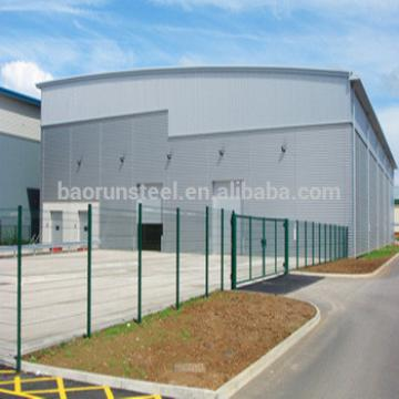 China professional prefab steel fabrication warehouse