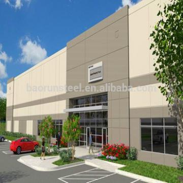 China professional design steel logistics warehouse
