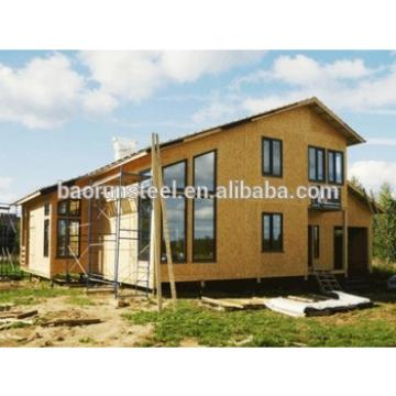 two story prefabricated steel structure warehouse