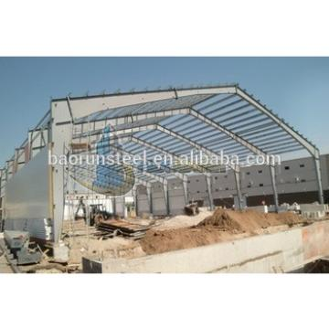 prefabricated steel building construction