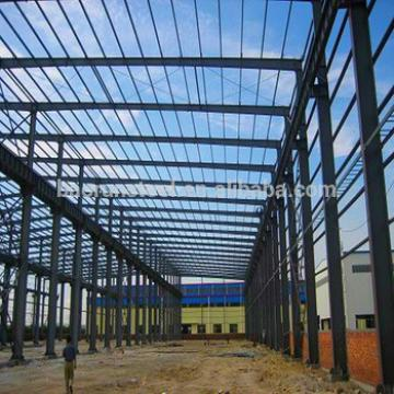 Customized design steel warehouse building