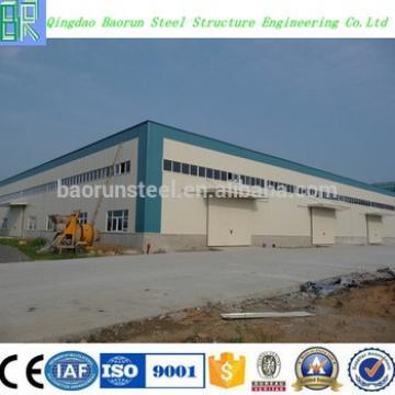 Hot Sale Prefabricated Light Warehouse Steel Framing