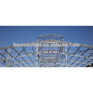 prefabricated structure steel warehouse