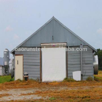 Poultry farming storage warehouse