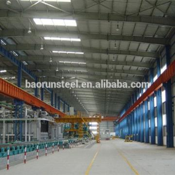 Steel structure workshop,fabricated warehouse,steel building