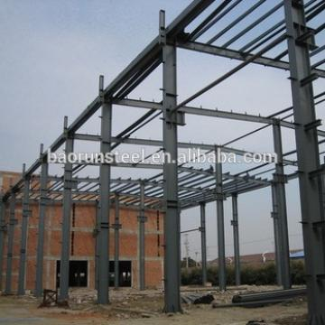 LTX415 Steel Structure Workshop with CE, SGS, BV, ISO Certificates