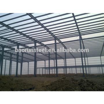 prefab steel shed