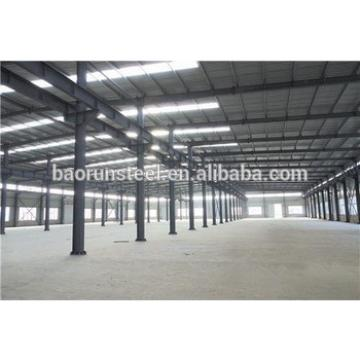 prefabricated steel workshop