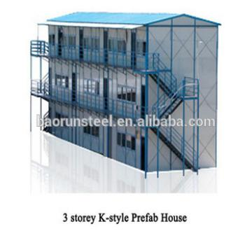 multilayer floor structure prefab workhouse