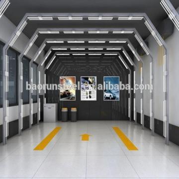 steel sandwich panels prefabric house