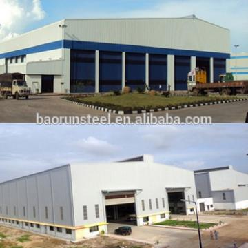 Low Cost Prefab Steel Structure Prefabricated Warehouse