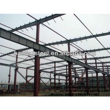 Prefabricated Steel Warehouse Building