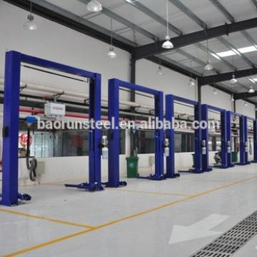 Steel Structure Warehouse Weight capacity heavy