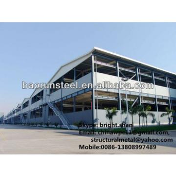 Large Span Steel Frame Building8