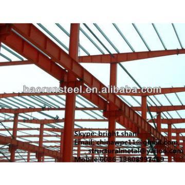 Large Span Steel Frame Building5
