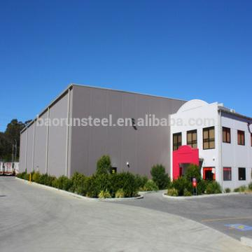 Professional Design Steel Structure Prefabricated Workshops