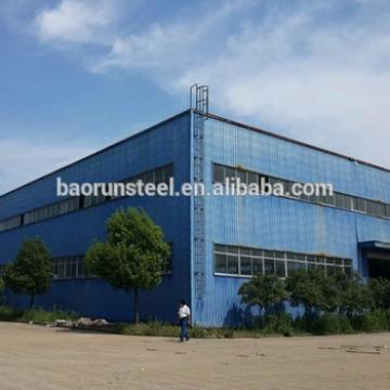 Economic Light Steel Frame for Factory Model MBS-09
