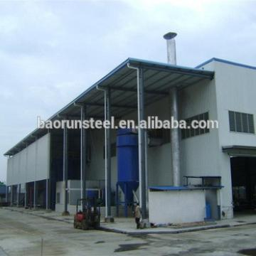 Chinese high-quality steel structure building