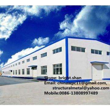 Industrial prefab Sheds Construction Building2