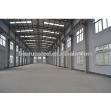Pre engineered steel structure buildings warehouse