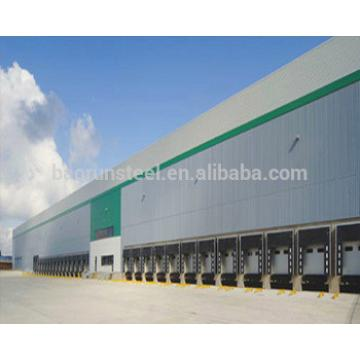 Steel Frame Prefabricated Aircraft Hangar