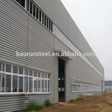 Design Steel Structure Construction Materials Warehouse
