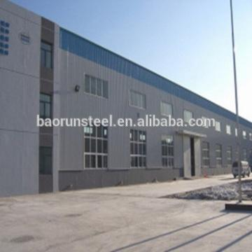 Good quality Steel building, wind-resistant large-span steel structural buildings