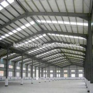Prefab warehouse / prefab barn/light weight steel prefabricated steel frame warehouse