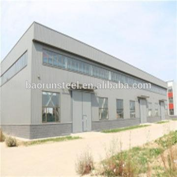 Outdoor Steel Warehouse Steel Structure Warehouse Workshop Shed