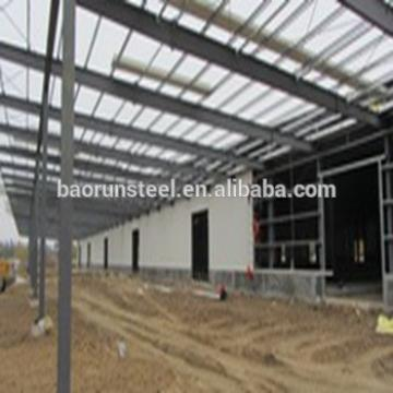 Construction design metal industrial steel structure workshop
