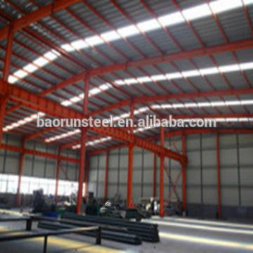 High quality portable steel aircraft hangar design/hangar construction