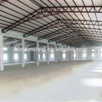 Long Span prefab steel warehouse,High Quality Steel Structure Fabricated Warehouse
