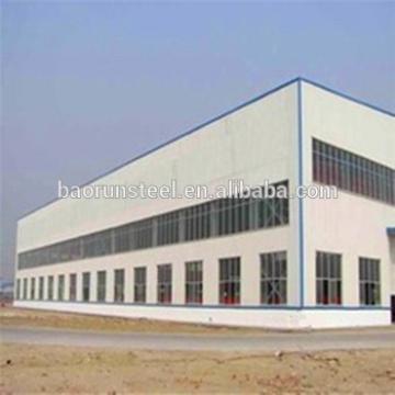 Prefab workshop light steel structure warehouse
