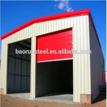 Warehouse, prefab warehouse for store material, workshop